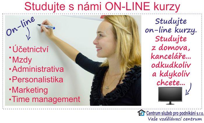On-line kurzy