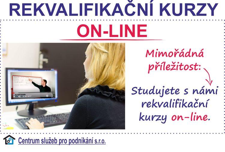 Rekvalifikace on-line